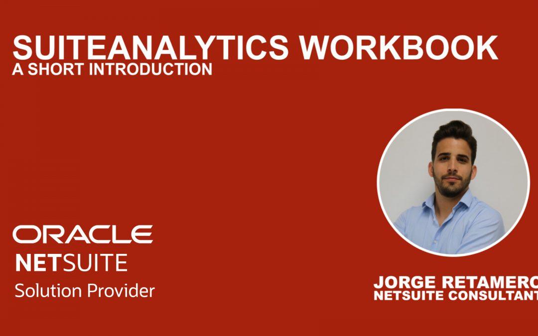 SuiteAnalytics workbook tutorial netsuite