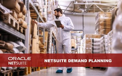 Tell me all about NetSuite Demand Planning