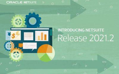Sneak Preview Release NetSuite 2021.1